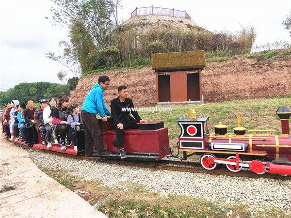 """2020旅游(you)景區生(sheng)態(tai)公園""""網紅""""觀光小火車(che)"""